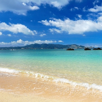 夏の海の日焼け対策