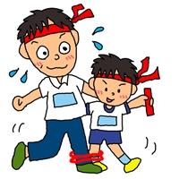 小学校の運動会!どんな親子競技がユニークで面白いの?