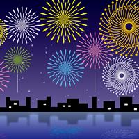 神戸花火大会2016